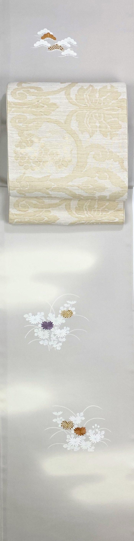 9月の着物と帯コーディネート 宮林渉